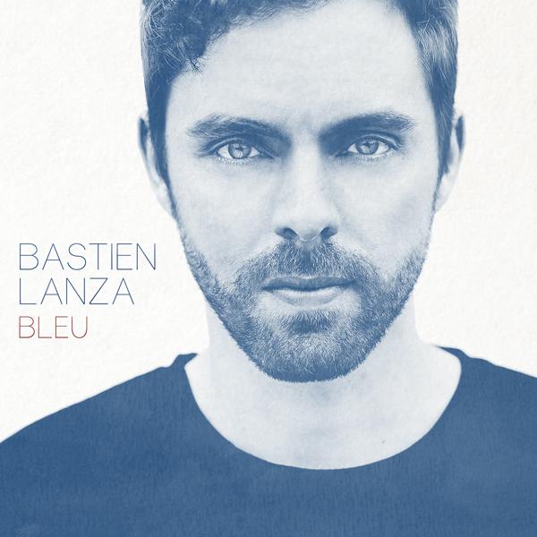 Bastien Lanza, revient avecBleu, son deuxième album