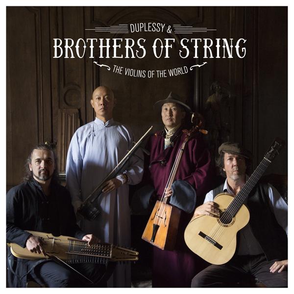 Musique: Duplessy & The Violins of The World annonce leur nouvel album