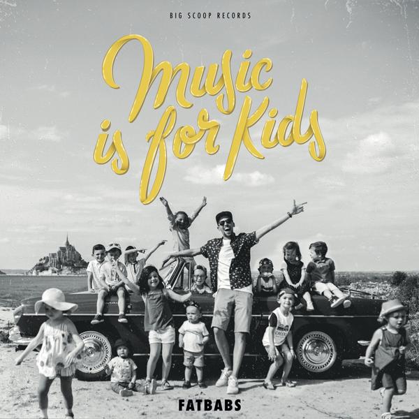 Musique: Fatbabs est bientôt de retour avec l'album Music Is For Kids