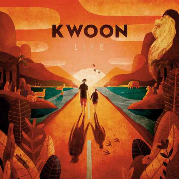 Life, nouveau single de Kwoon