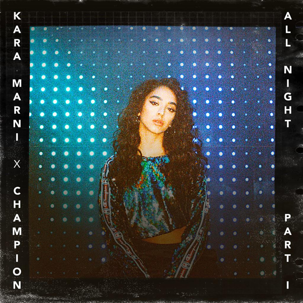 "Musique: Kara Marni sort le single ""All Night, Pt 1"""