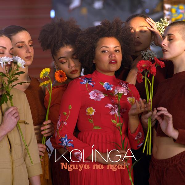 "Kolinga sort le single ""Nguya Na Ngai"""