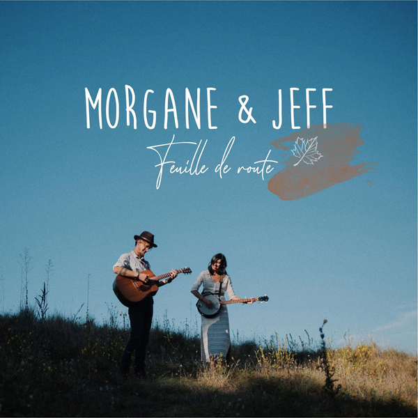 Morgane & Jeff:  Nouvel EP Atlas