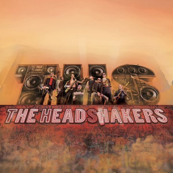 The HeadShakers: Album disponible