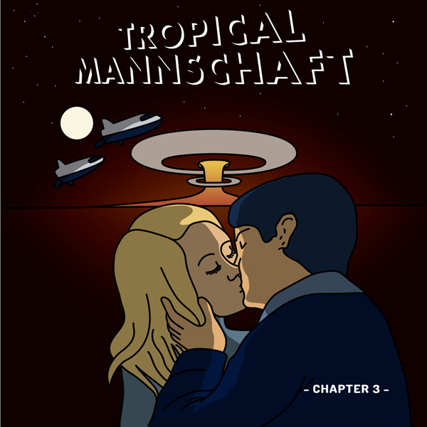 Nouvel E.P. pour Tropical Mannschaft