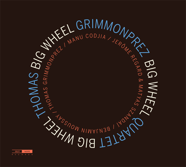 Musique: Le Thomas Grimmonprez Quartet sort Big Wheel
