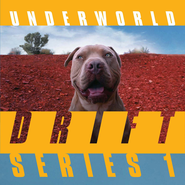 Musique: Underworld sortira  Drift Series 1 en novembre