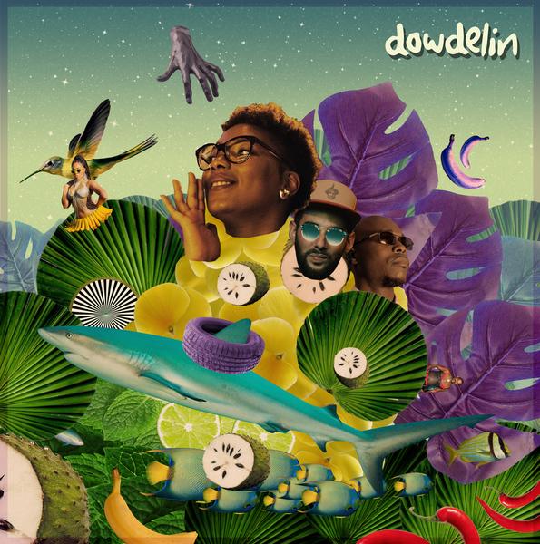 Musique; Dawdelin sort Elephants Roses