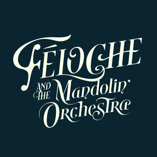 Féloche and The Mandolin' Orchestra sort un album